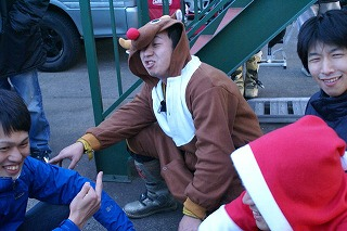 2010年11月28日 琵琶湖スポーツランド トナカイ