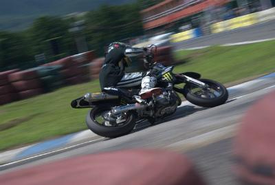2013年7月7日 MOTA-GP DR-Z400SM