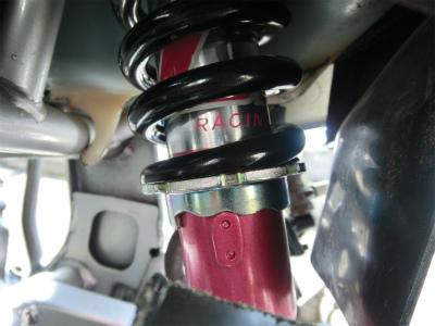 NSR50 リヤサスペンション