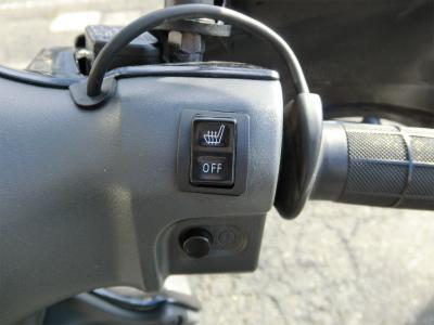 アドレスV125Gリミテッド シートヒーター