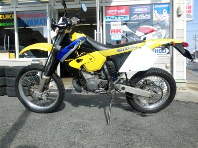RMX250S サイド