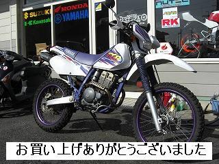 中古車 ヤマハ TT250R