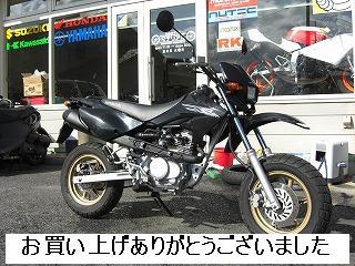 中古車 XR100モタード