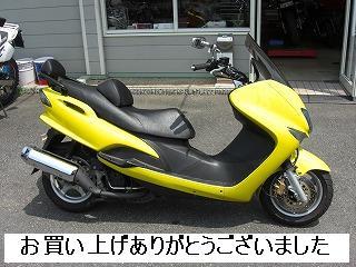 ヤマハ マジェスティ125 FI