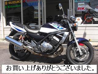 中古車 GSX250FX