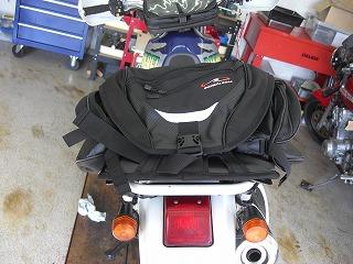 ラフ&ロード ツーリングバッグ 2