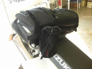 ラフ&ロード ツーリングバッグ 3
