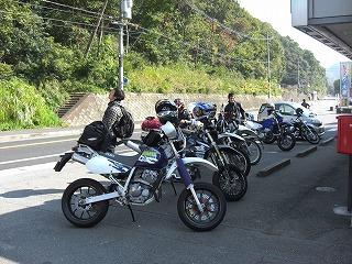 2009年10月31日 R163 伊賀街道