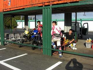 2009年12月2日 琵琶湖スポーツランドNo1