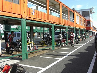 2010年3月 定例琵琶湖スポーツランド