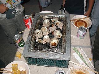 2010年9月18日 余野公園バーベキュー4