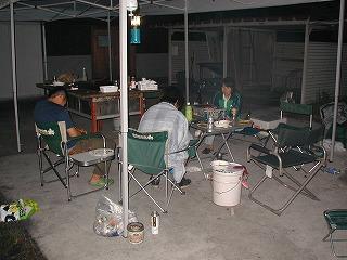2010年9月18日 余野公園バーベキュー6