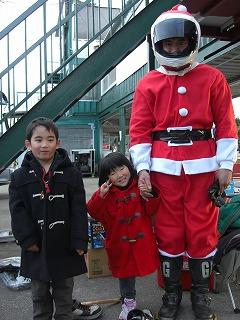 2010年11月28日 琵琶湖スポーツランド サンタクロース