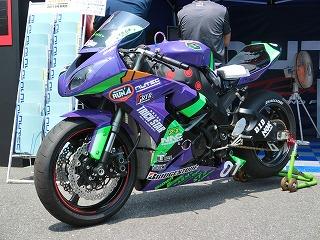 2011年 鈴鹿8耐 EVA