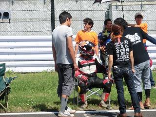 2011年 鈴鹿Mini-Moto4時間耐久 3