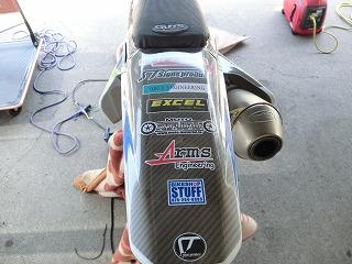 2012 MOTO-1 グライドライド ピット 2