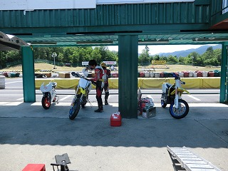 2012年6月6日 琵琶湖スポーツランド
