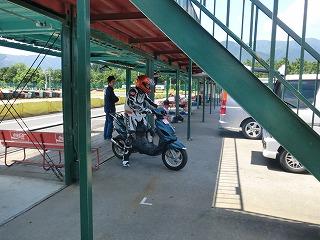 2012年6月6日 琵琶湖スポーツランド ミニバイク