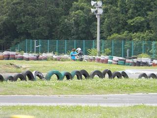 2012年6月17日 125ccクラス ヒート2