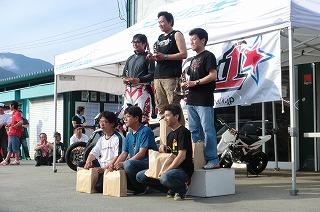 2012年6月17日 エンジョイクラス表彰式