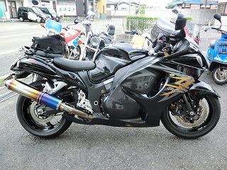 スズキ GSX1300R隼