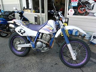 ヤマハ TT-R250