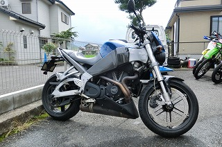 ビューエル XB9SX